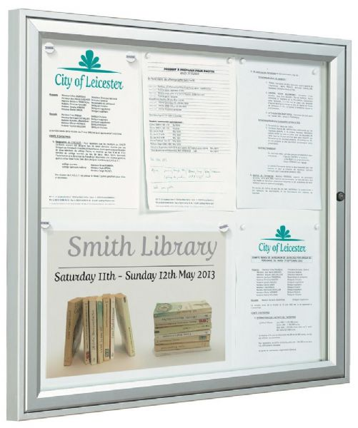 Traditional Notice Board - Large